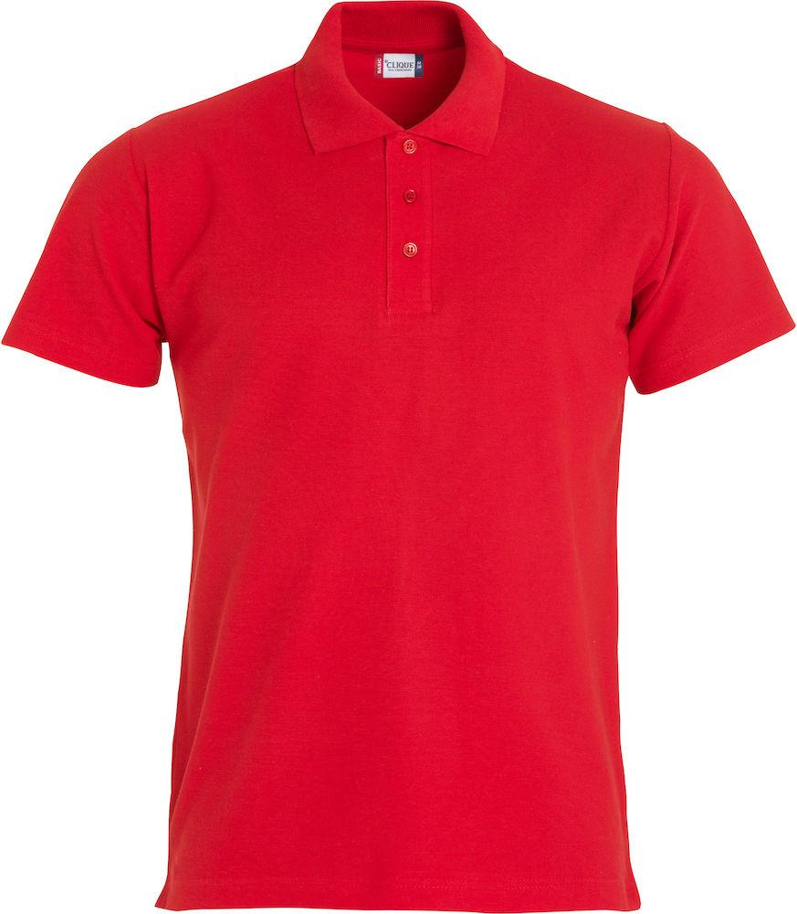 Basic Poloshirt Herren