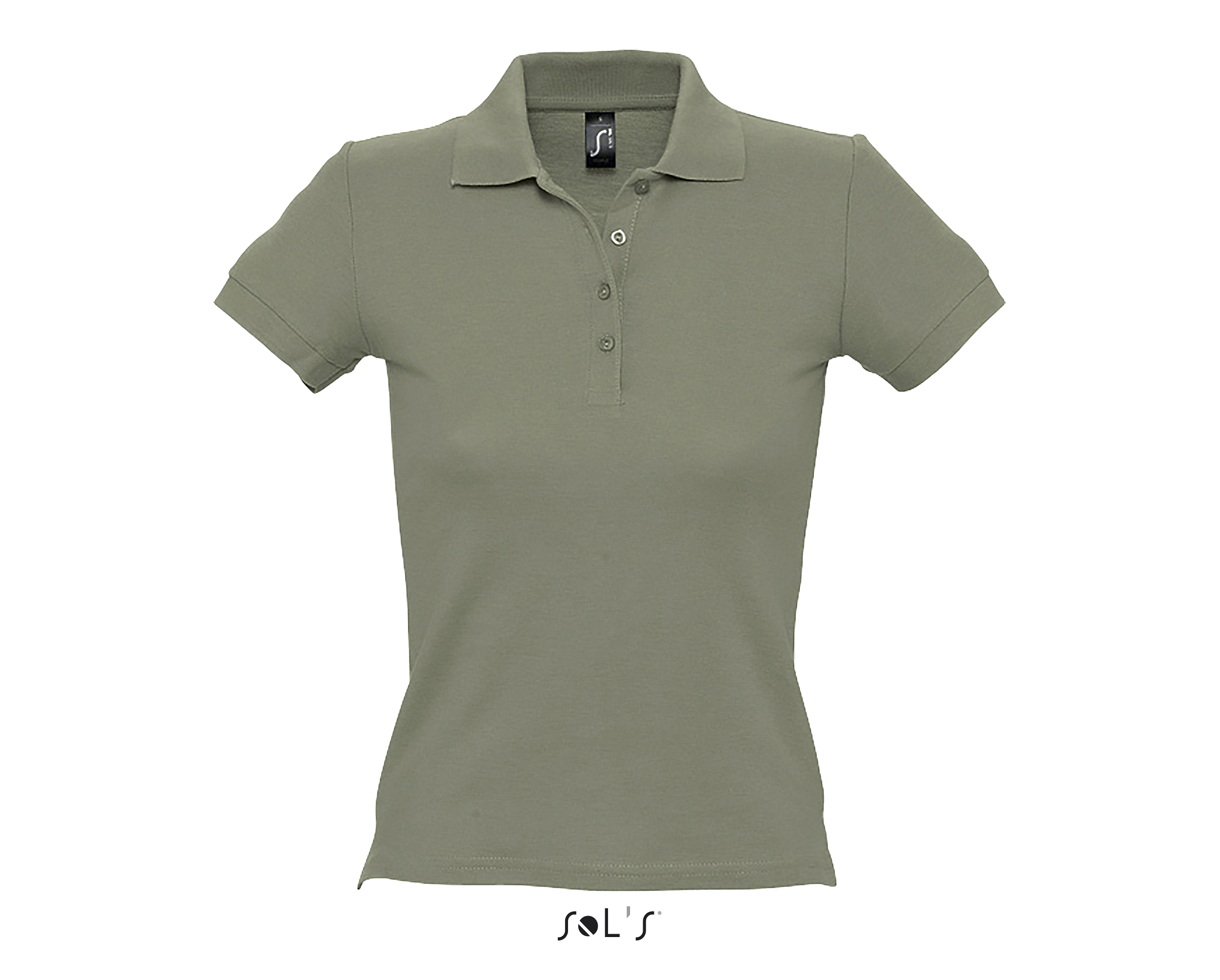 "Poloshirt ""People"" Damen"