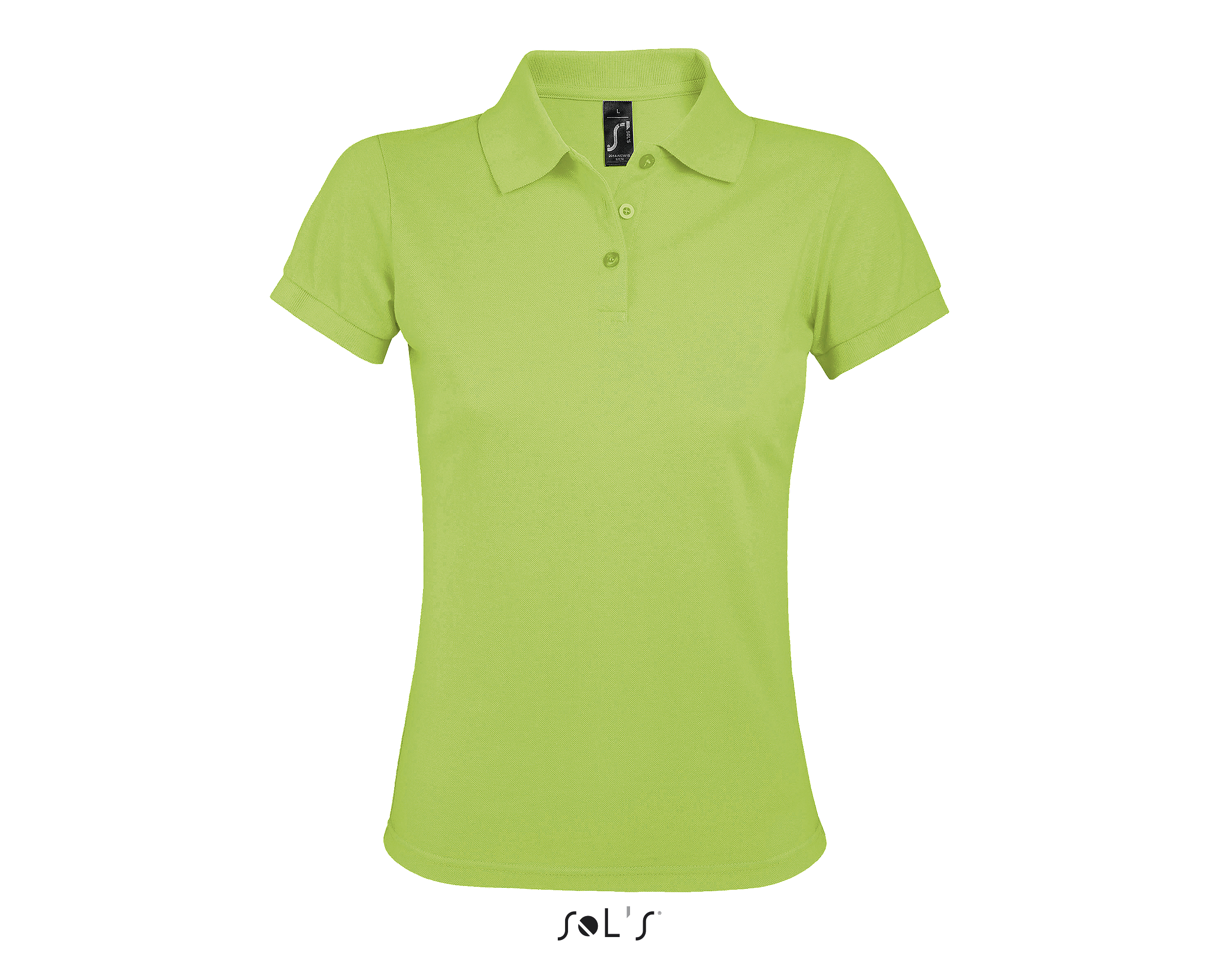 "Poloshirt ""Prime Women"" Damen"