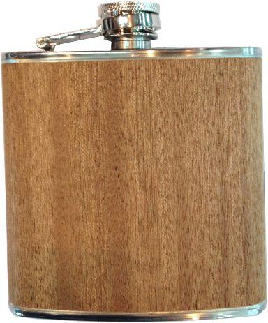 Flachmann Holz