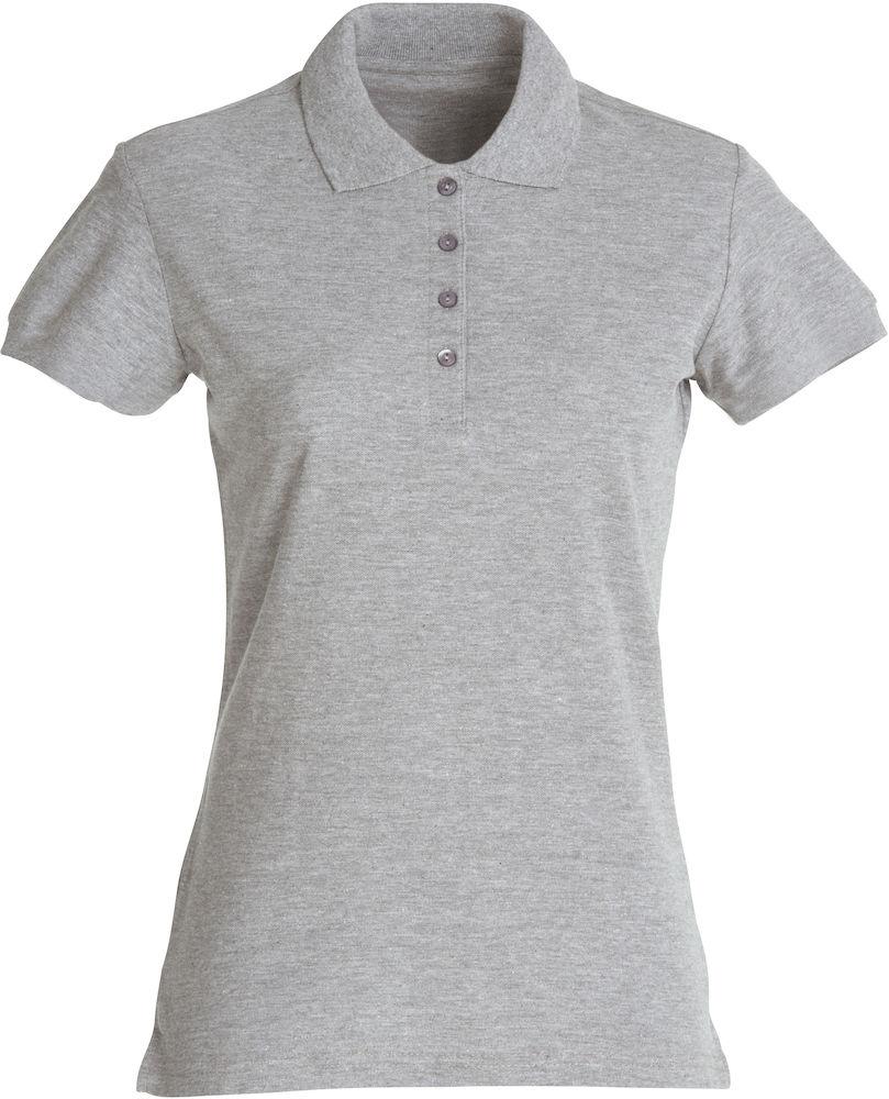 Basic Poloshirt Damen