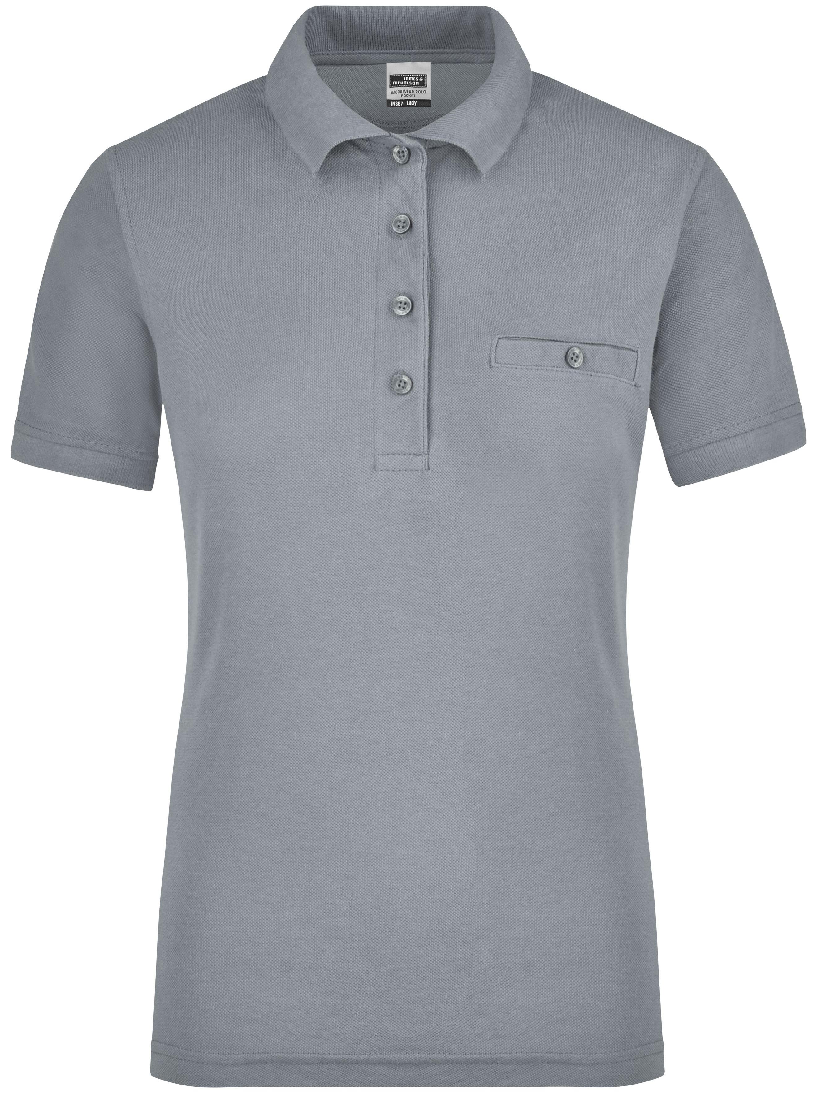 Poloshirt Workwear Pocket Damen