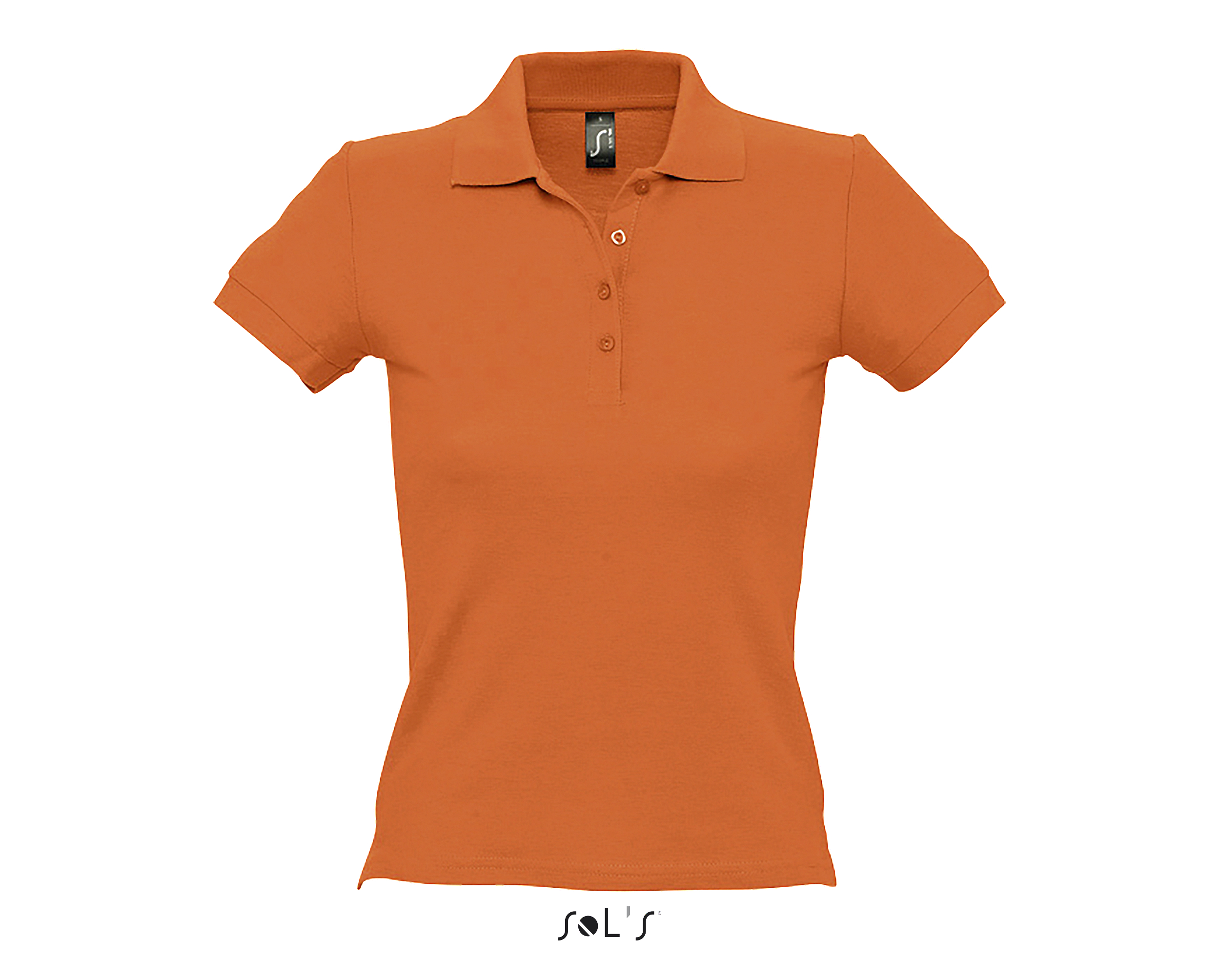 "Poloshirt ""People"" Damen"